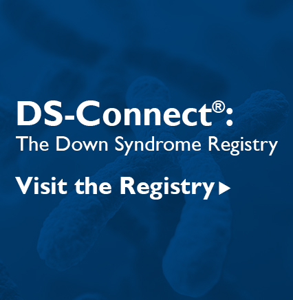 DS-Connect®: The Down Syndrome Registry website